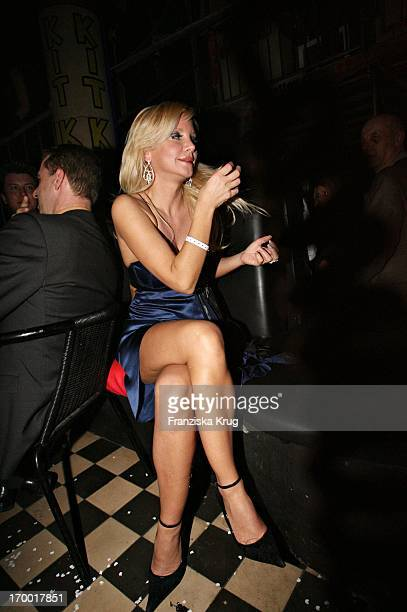 Tatjana Gsell at The After Show Party in Kit Kat Club after the premiere of 'Basic Instinct 2' in Berlin 220306