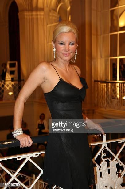 Tatjana Gsell Bei Der Mailänder Scala Oper In Der Komischen Oper In Berlin