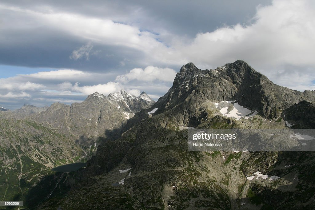 Tatra Mountains, Poland : ストックフォト