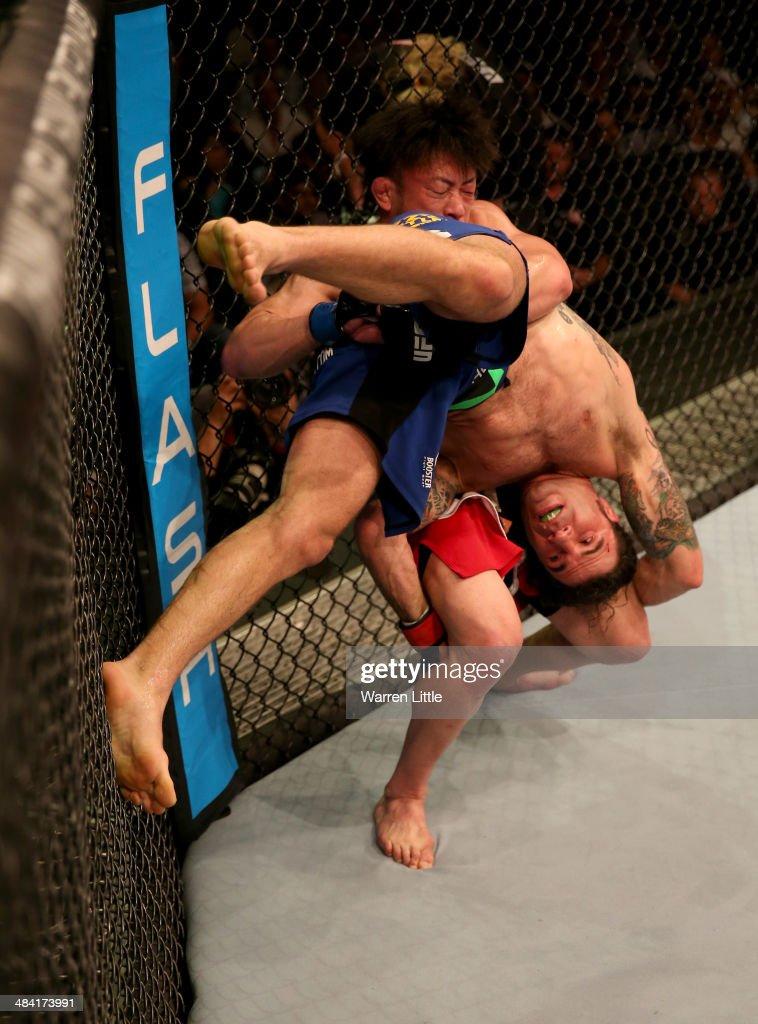 UFC Fight Night - Nogueira v Nelson