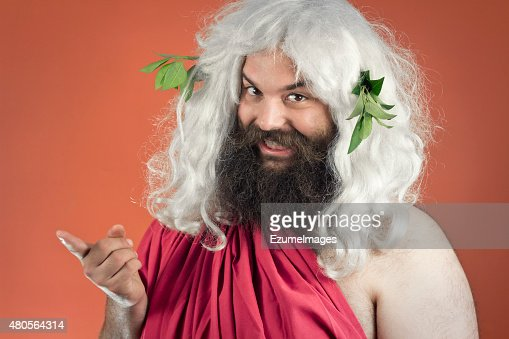 Tattling God : Stock Photo