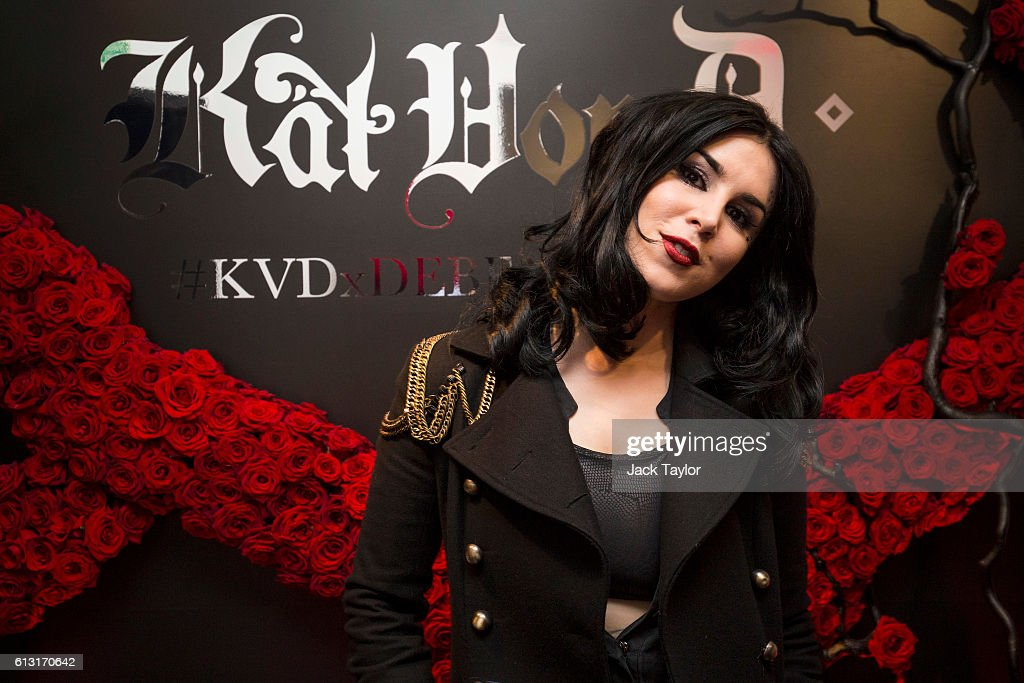 Kat Von D Beauty UK Launch Masterclass