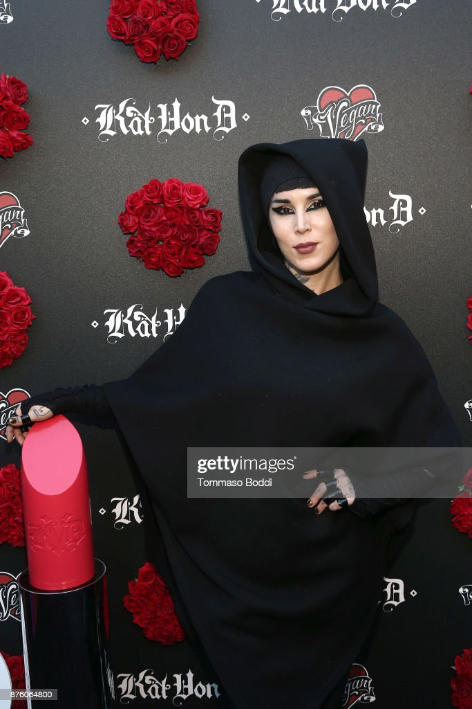 Kat Von D Beauty at Circle V Festival