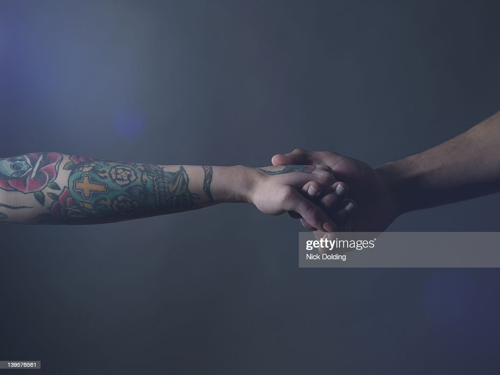 Tattoo Connection 18 : Stock Photo