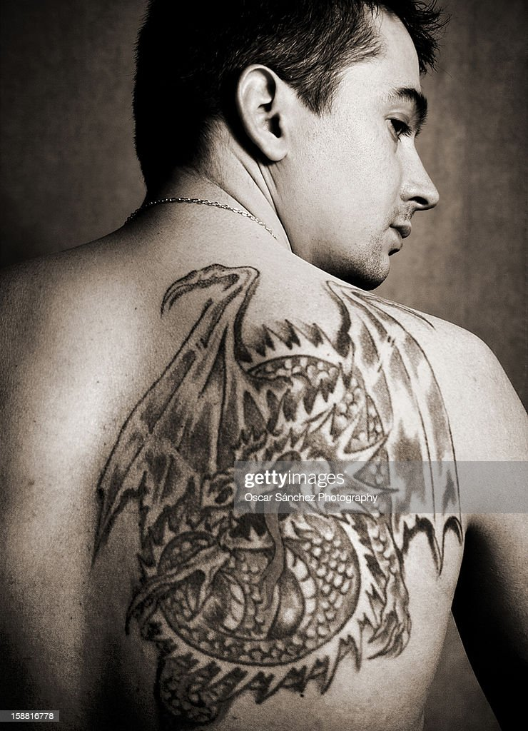 Tattoo : Stock Photo