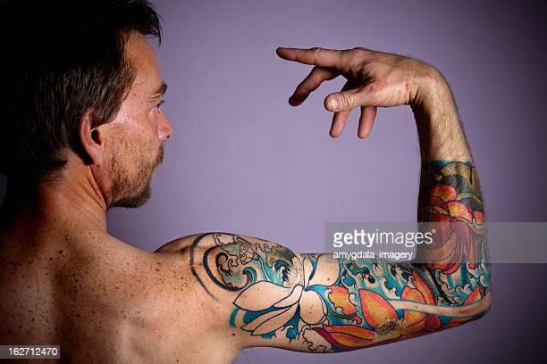 Tatuagem Retrato