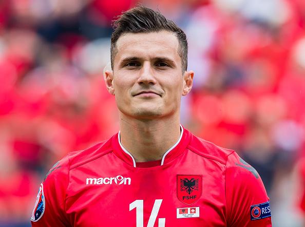 EM: Albanien - Schweiz : News Photo