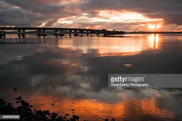 Tauranga Bridge Sunrise