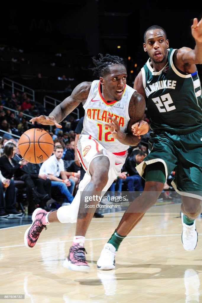 Milwaukee Bucks v Atlanta Hawks