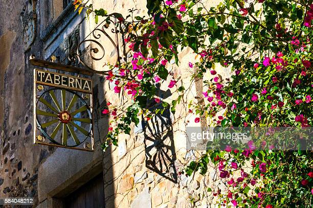 Tavern in the old town of Cáceres