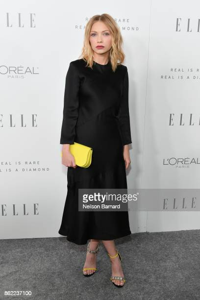 Tavi Gevinson attends ELLE's 24th Annual Women in Hollywood Celebration presented by L'Oreal Paris Real Is Rare Real Is A Diamond and CALVIN KLEIN at...