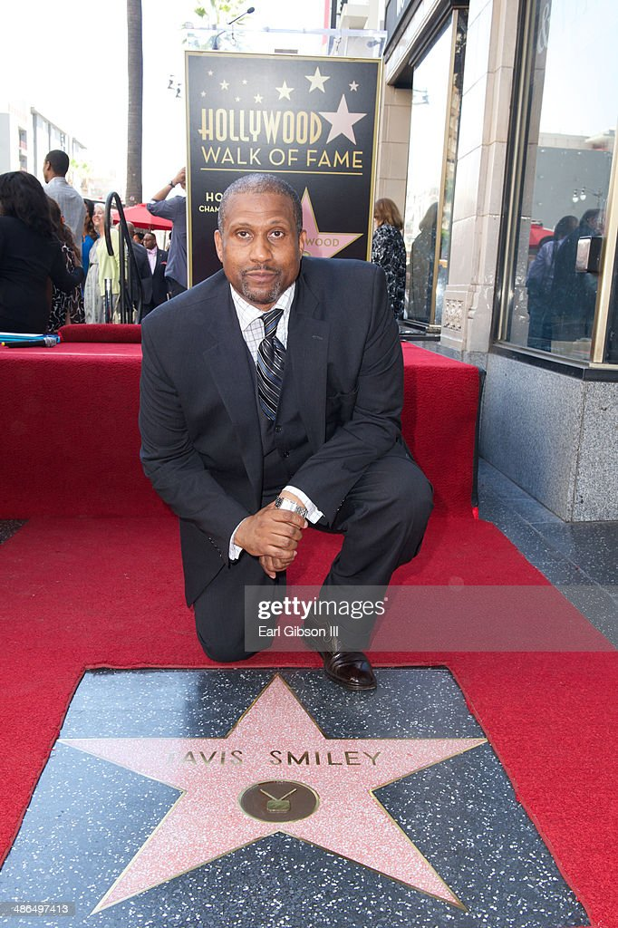 Tavis Smiley Honored With Star On The Hollywood Walk Of Fame