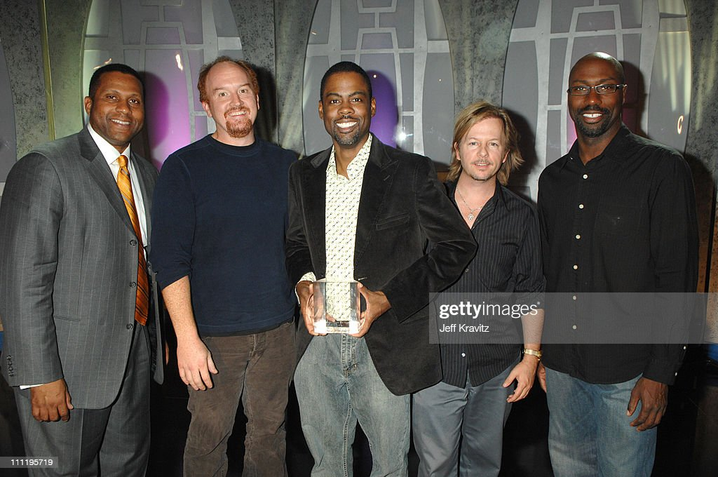"HBO & AEG Live's ""The Comedy Festival"" - The Comedian Award - Backstage"