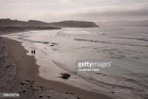Tawharanui Love : Stock Photo