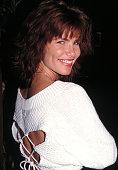 Tawny Kitaen 1995 in New York City