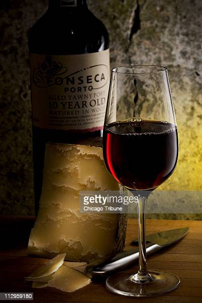 Tawny port's nutty flavor enlivened with touches of black pepper and spice is great alone chilled but can also be paired with hard cheeses such as...