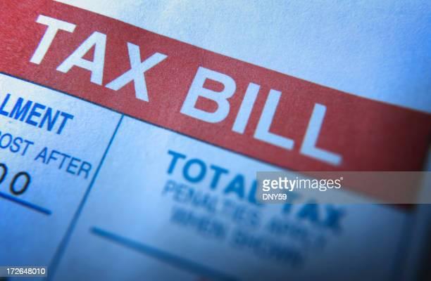 De impuestos Bill