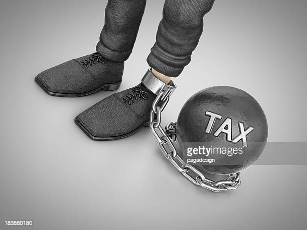 tax chain ball