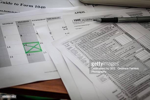 US Tax Day