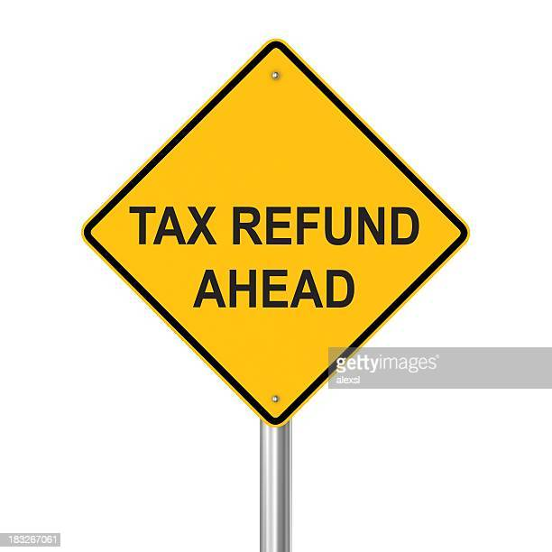 Reembolso de impuestos más adelante.