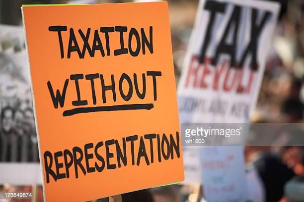 Tax Revolt 2009 Series