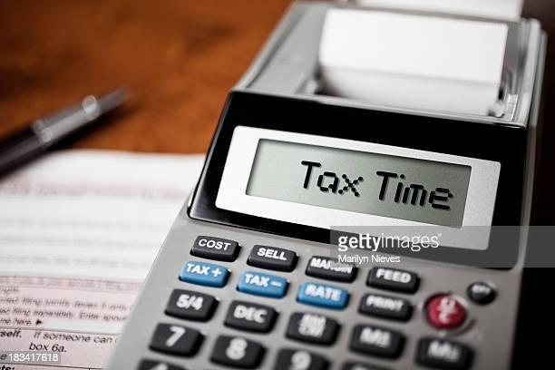 Steuer Zeit