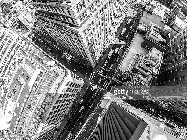 NYC Taxi Aerial