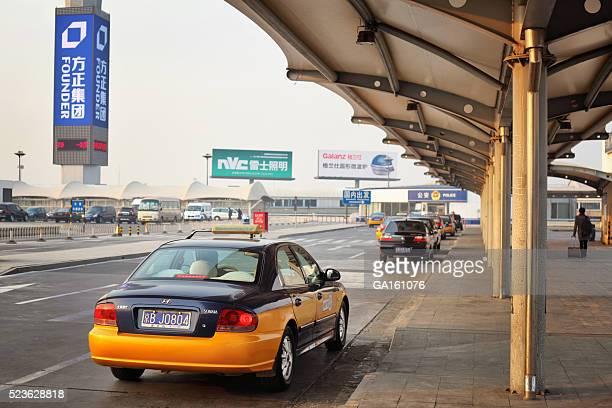 Taxi à l'aéroport International de Beijing Capital