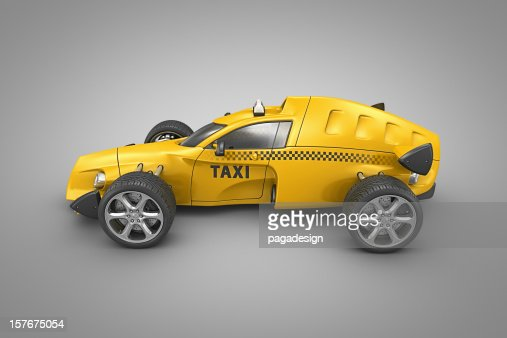 taxi bolid : Photo