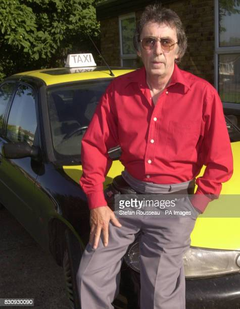 Taxi driver Ian Webster who has told detectives searching for missing Jessica Chapman and Holly Wells that he saw a green car whose driver was...