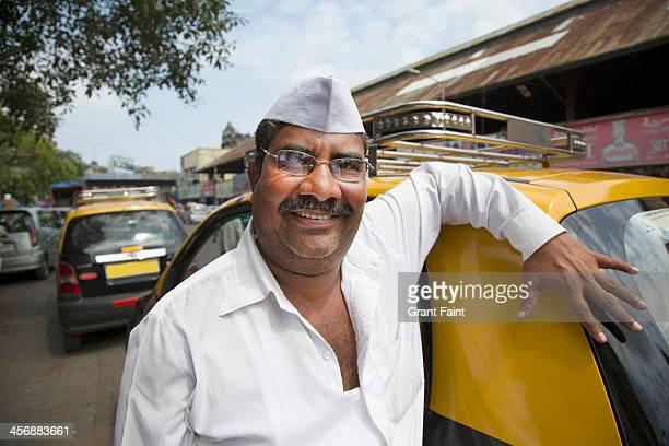 Taxi driver.