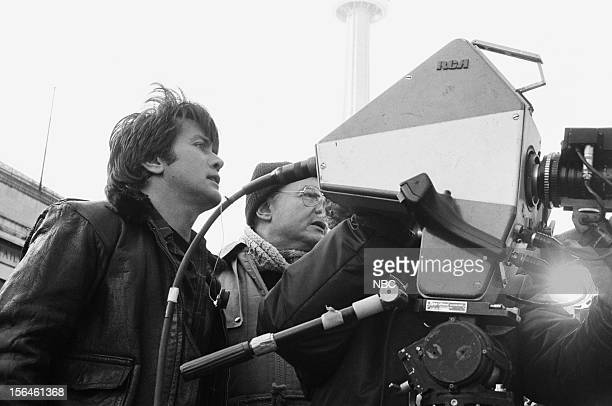 FAME 'Taxi' Episode 2704 Pictured Martin Sheen as Taxi Driver