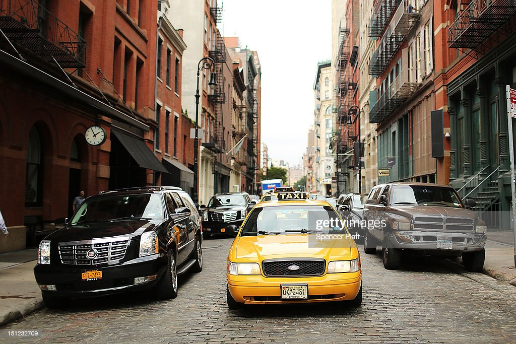 A taxi is viewed on September 4, 2012 in New York City. As of Tuesday, yellow taxis may begin charging more following an approved fare increase for riders. Taxi rates have remained virtually unchanged since 2006 and will now rise by an expected 17 percent.