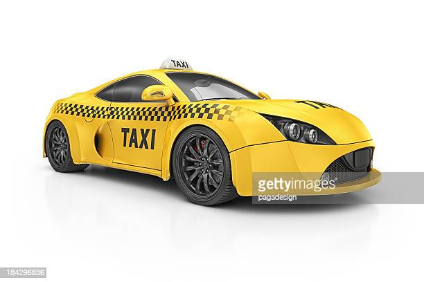 taxi und supercar