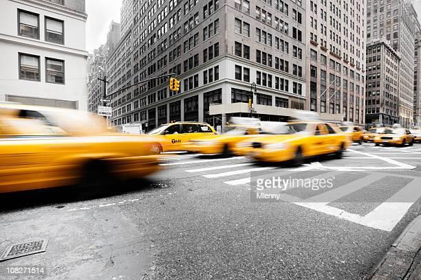 Taxi Traffic New York City