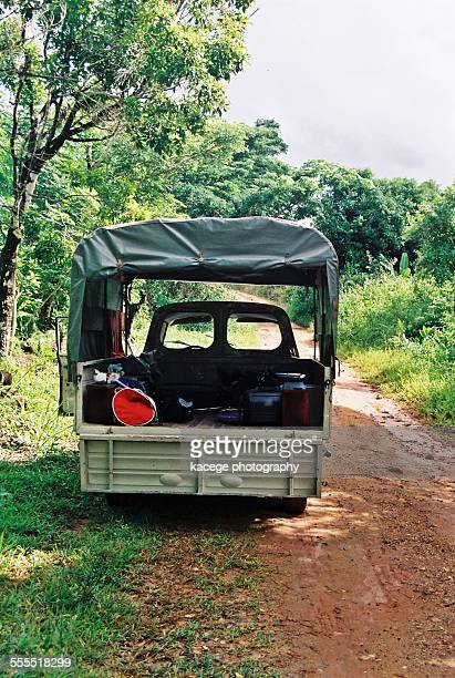 Taxi-Brousse, Ile Sainte Marie, Madagascar