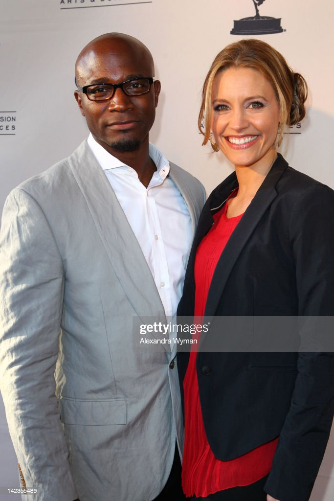<a gi-track='captionPersonalityLinkClicked' href=/galleries/search?phrase=Taye+Diggs&family=editorial&specificpeople=206415 ng-click='$event.stopPropagation()'>Taye Diggs</a> and <a gi-track='captionPersonalityLinkClicked' href=/galleries/search?phrase=Kadee+Strickland&family=editorial&specificpeople=216381 ng-click='$event.stopPropagation()'>Kadee Strickland</a> at The Academy Of Television Arts & Sciences 'Welcome To ShondaLand: An Evening With Shonda Rhimes & Friends' held at The Leonard H. Goldenson Theatre on April 2, 2012 in North Hollywood, California.