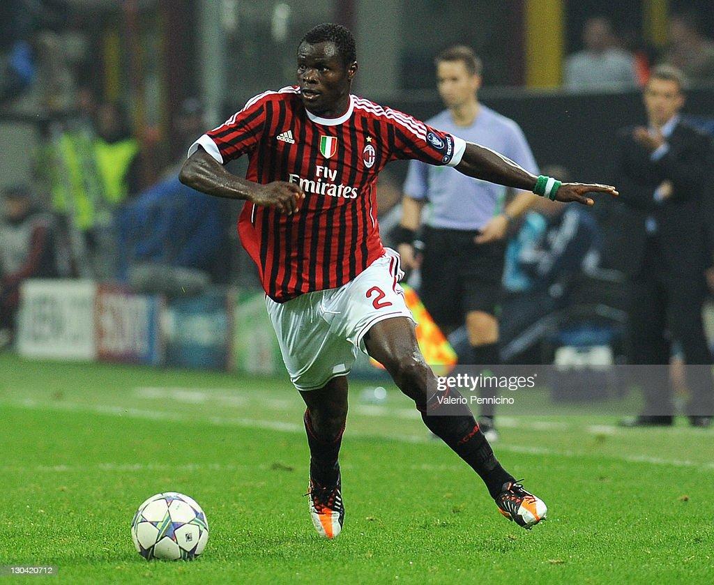 AC Milan v FC BATE Borisov - UEFA Champions League