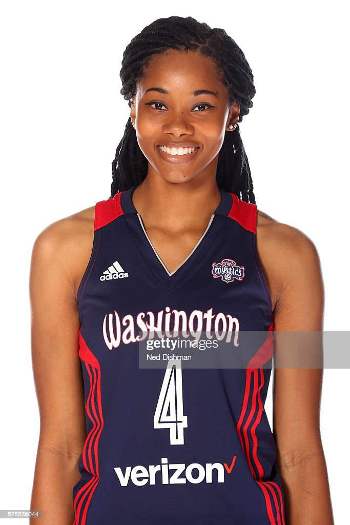 <a gi-track='captionPersonalityLinkClicked' href=/galleries/search?phrase=Tayler+Hill&family=editorial&specificpeople=5791962 ng-click='$event.stopPropagation()'>Tayler Hill</a> #4 of the Washington Mystics poses for a head shot during Media Day on April 27, 2016 at Verizon Center in Washington, DC.