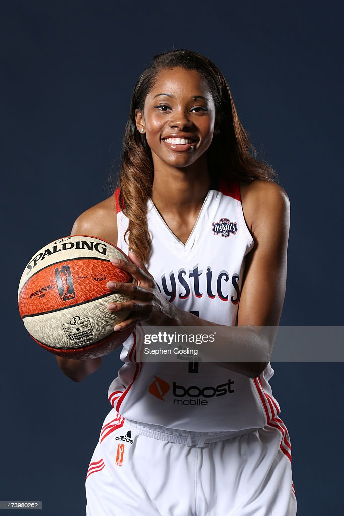 <a gi-track='captionPersonalityLinkClicked' href=/galleries/search?phrase=Tayler+Hill&family=editorial&specificpeople=5791962 ng-click='$event.stopPropagation()'>Tayler Hill</a> #4 of the Washington Mystics poses for a photo during 2015 Washington Mystics media day at the Verizon Center on May 18, 2015 in Washington D.C.