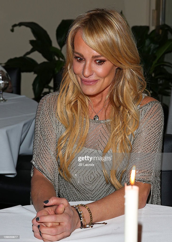 Taylor Armstrong attends the KIIS FM And Oranum Psychics Girls Night Out at SUR Lounge on January 15, 2013 in Los Angeles, California.