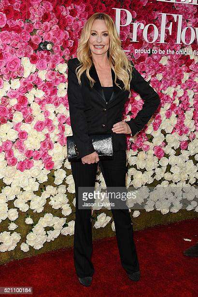 Taylor Armstrong attends the premiere of 'Mother's Day' at TCL Chinese Theatre IMAX on April 13 2016 in Hollywood California