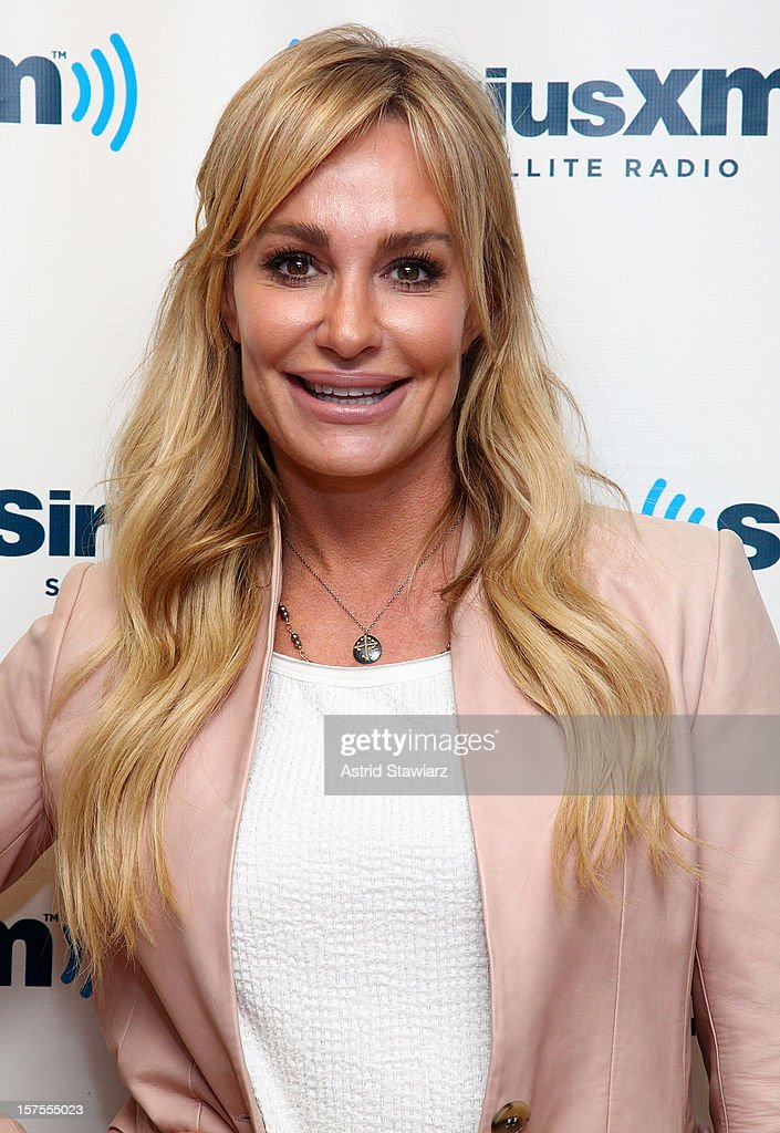 Taylor Armstrong visits the SiriusXM Studios on December 4, 2012 in New York City.