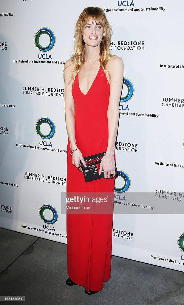 Taylor Bagley arrives at the 2nd annual an Evening of Environmental Excellence Gala held at a private residence on March 5, 2013 in Beverly Hills, California.