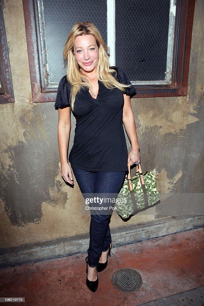 Taylor Dane arrives at the House of Molinari Birthday Extravaganza at hwood in Hollywood CA on May 20 2009