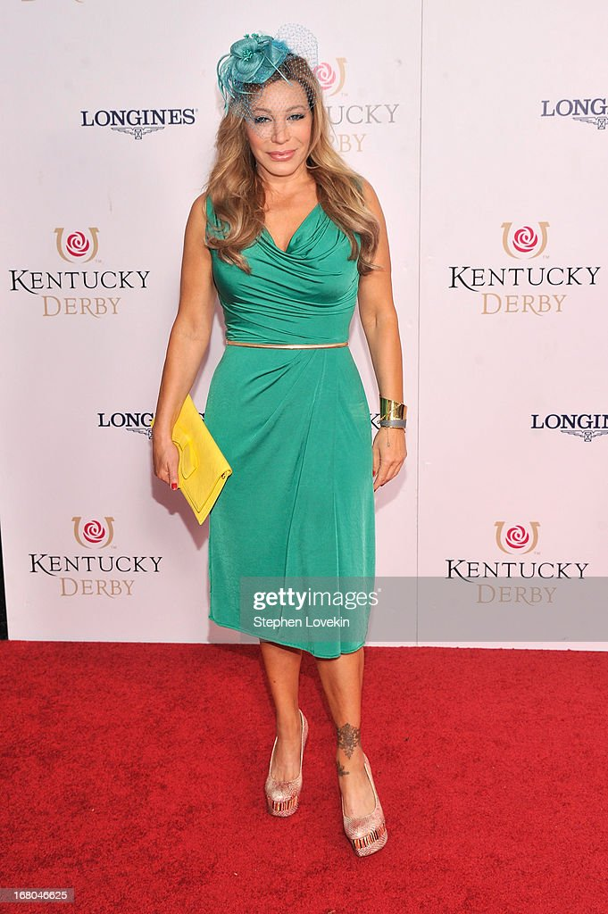 Taylor Dayne attends the 139th Kentucky Derby at Churchill Downs on May 4, 2013 in Louisville, Kentucky.
