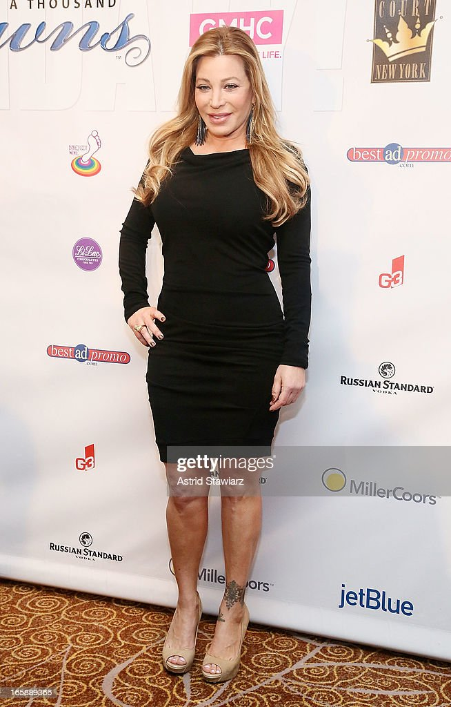 Taylor Dayne attends the 27th Annual Night Of A Thousand Gowns at the Hilton New York on April 6, 2013 in New York City.