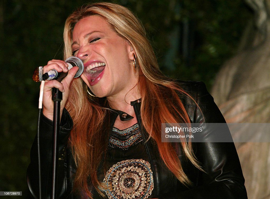 Taylor Dayne during 2003 Dream Makers Circle Reception at Private Residence in Beverly Hills California United States