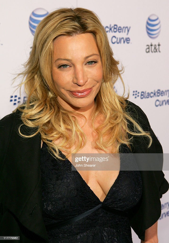 Taylor Dayne during BlackBerry Curve from ATT Launch Party Red Carpet at Regent Beverly Wilshire in Beverly Hills California United States