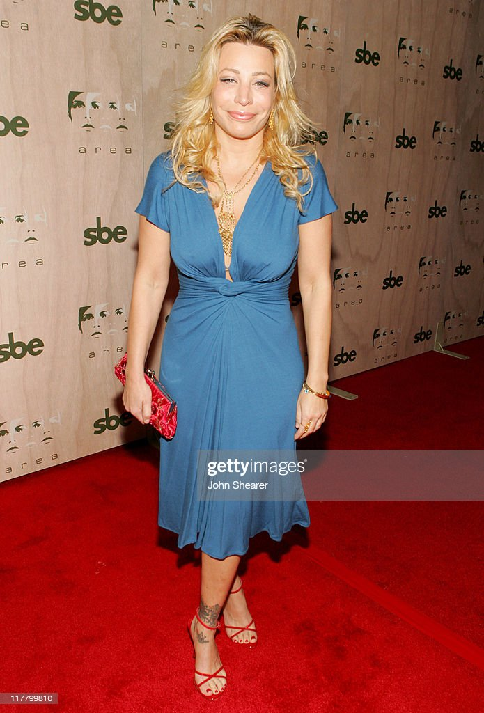 Taylor Dayne during Grand Opening of SBE's AREA Nightclub Red Carpet at Area in Hollywood California United States